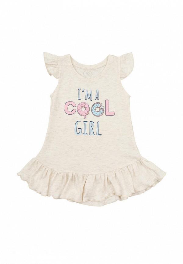 Купить Повседневные платья, Платье Фламинго текстиль, mp002xg00khk, бежевый, Весна-лето 2019