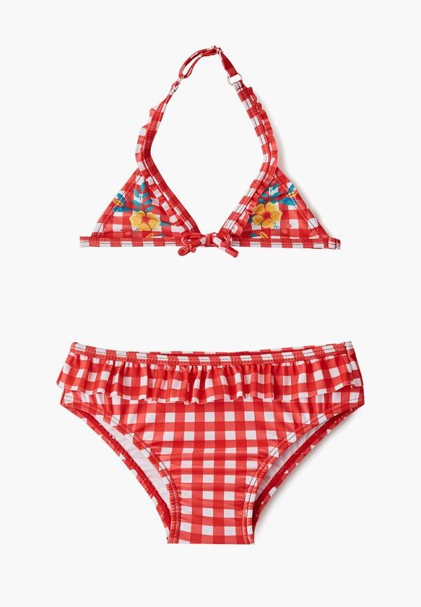 купальник lc waikiki для девочки, красный