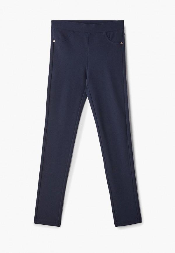 брюки zarina для девочки, синие