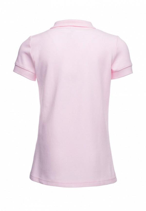 Поло для девочки PlayToday цвет розовый  Фото 3