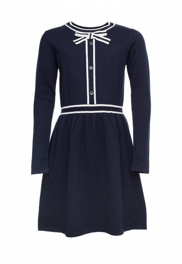 платье playtoday для девочки, синее