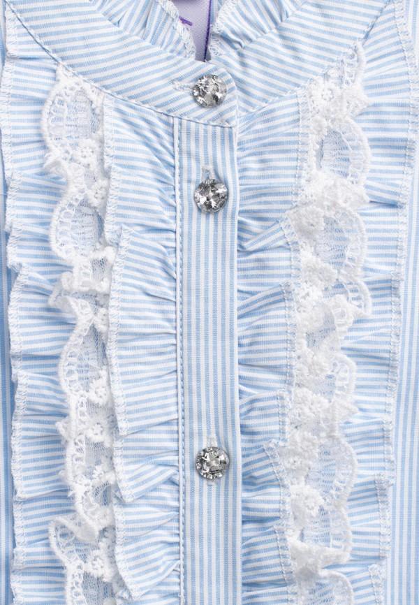 Блуза PlayToday цвет голубой  Фото 3