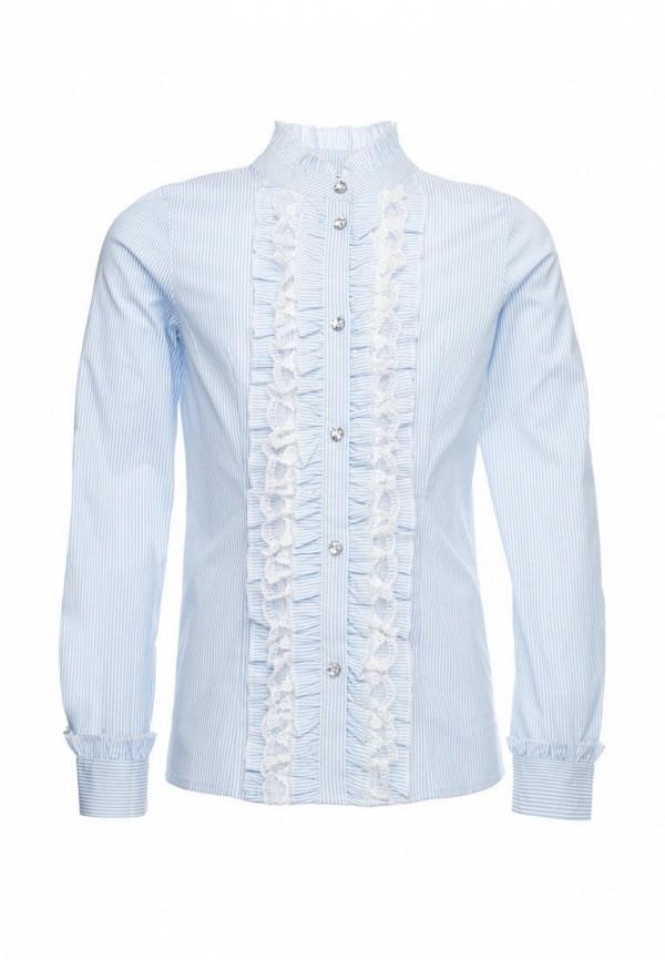 блузка playtoday для девочки, голубая