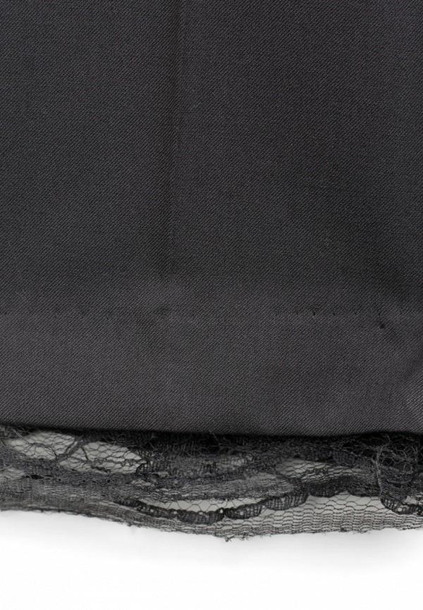 Брюки для девочки PlayToday цвет серый  Фото 3