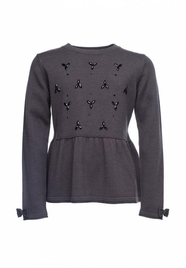 Джемпер для девочки PlayToday цвет серый