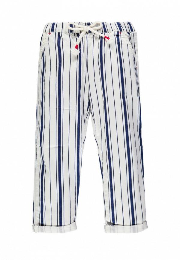 брюки brums для девочки, белые