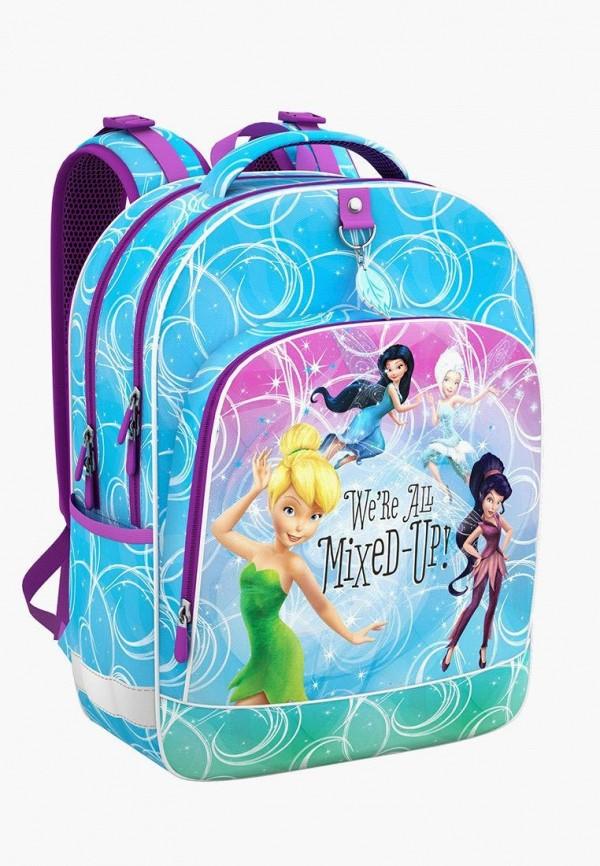 Рюкзак Disney Disney MP002XG00KO4 дисней disney автомобили зажигать случайные детские школьные сумки рюкзак детский сад первый класс синий цвет rl0017b портфель