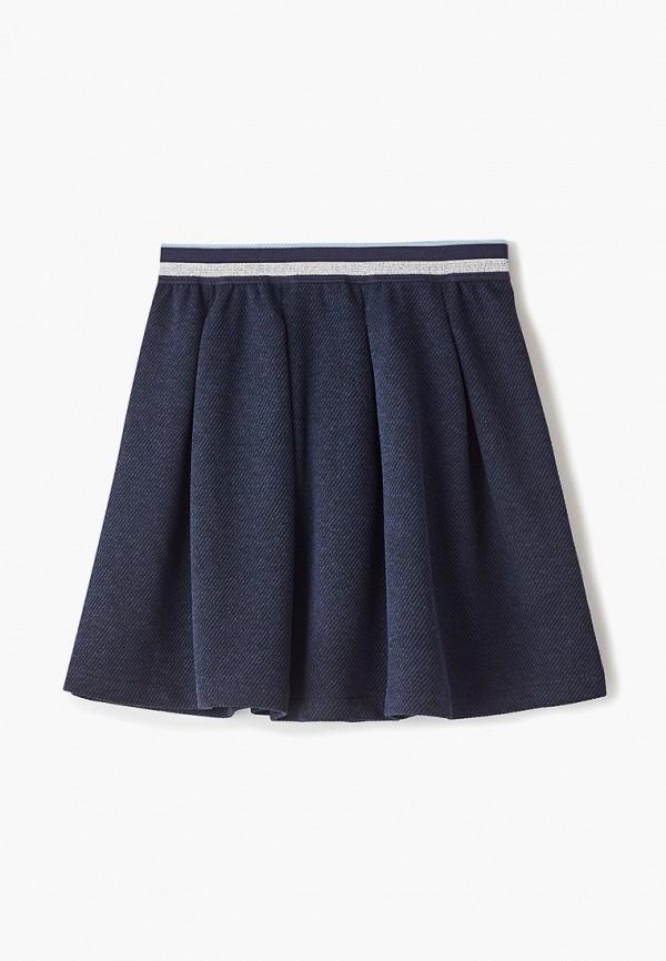 юбка zarina для девочки, синяя