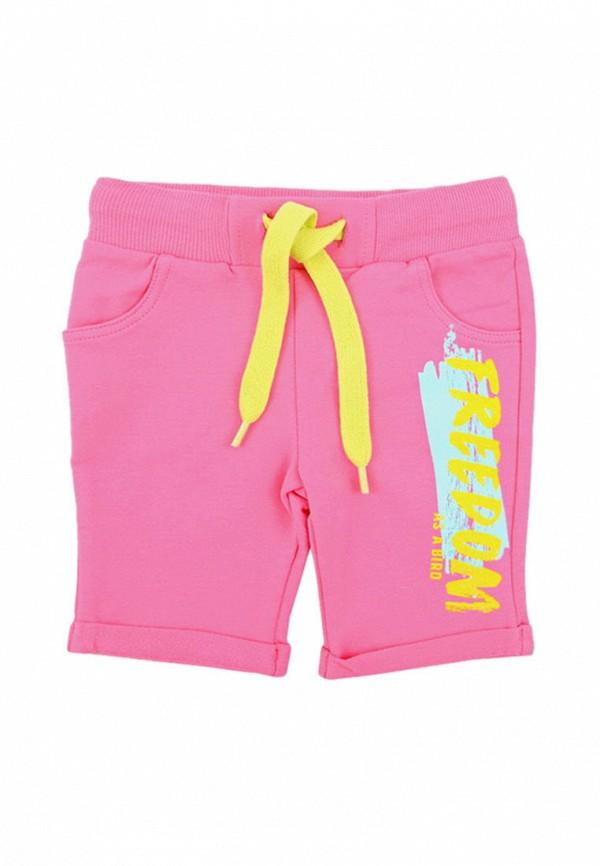 шорты crockid для девочки, розовые