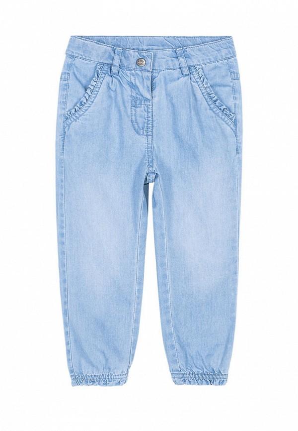 джинсы coccodrillo для девочки, голубые
