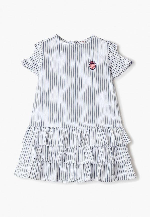 платье coccodrillo для девочки, белое