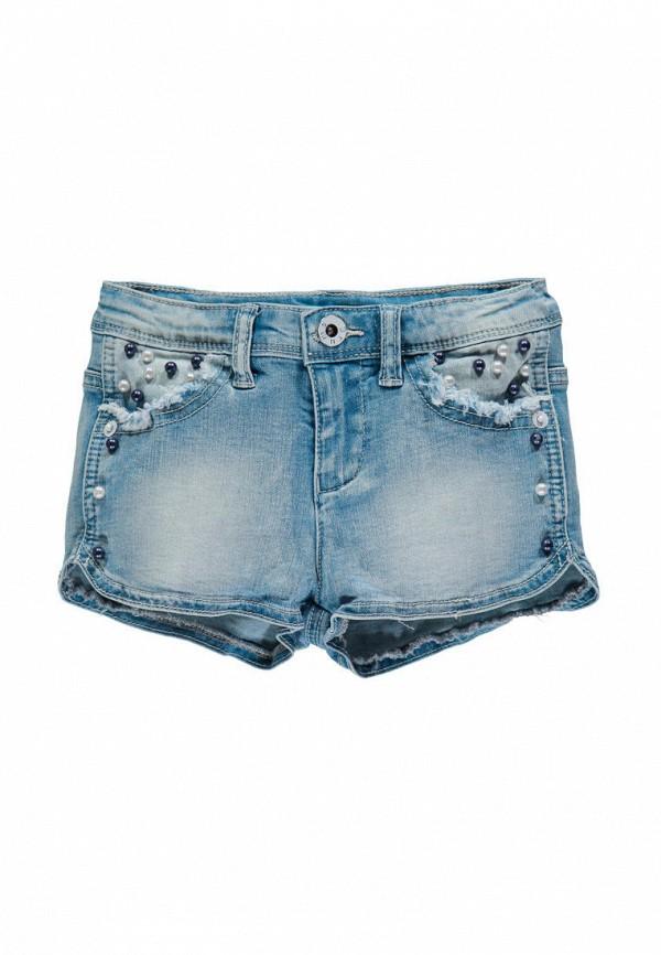 шорты brums для девочки, синие
