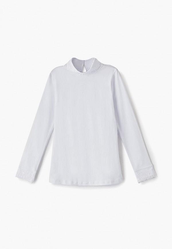 Водолазка для девочки Tforma цвет белый