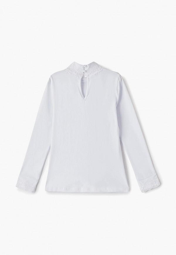 Водолазка для девочки Tforma цвет белый  Фото 2