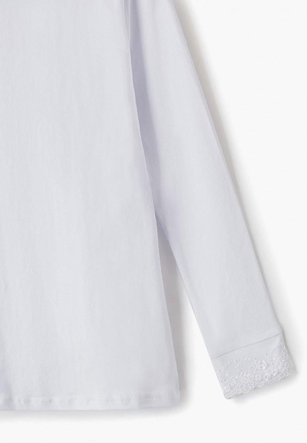 Водолазка для девочки Tforma цвет белый  Фото 3