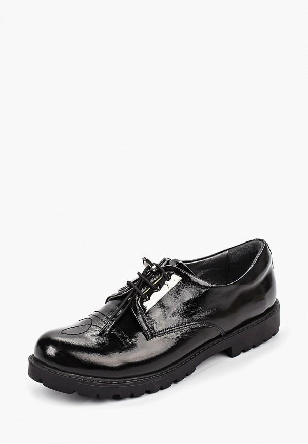 Ботинки для девочки Vitacci цвет черный  Фото 2