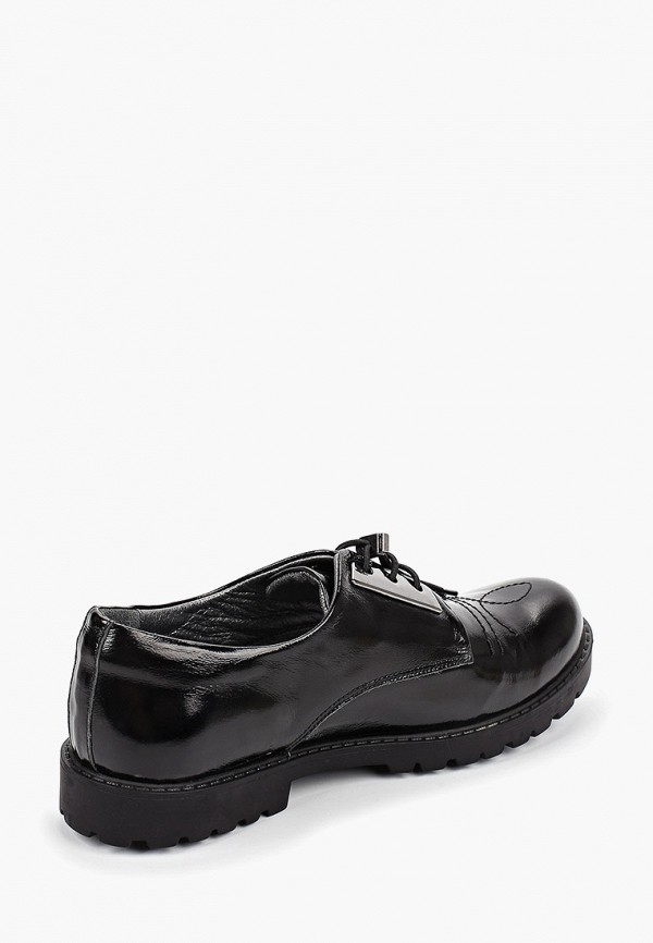 Ботинки для девочки Vitacci цвет черный  Фото 3