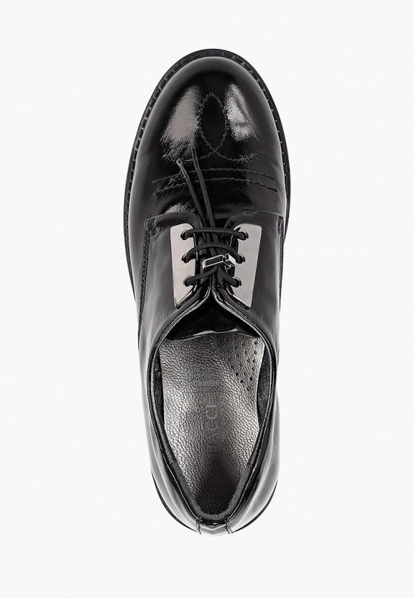 Ботинки для девочки Vitacci цвет черный  Фото 4