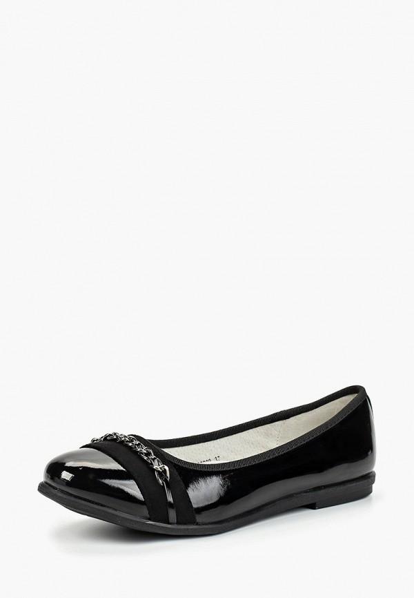 Туфли для девочки Vitacci цвет черный  Фото 2