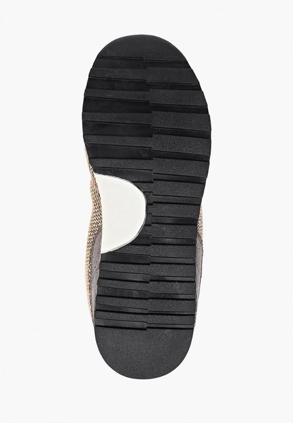Кроссовки для девочки King Boots цвет золотой  Фото 5