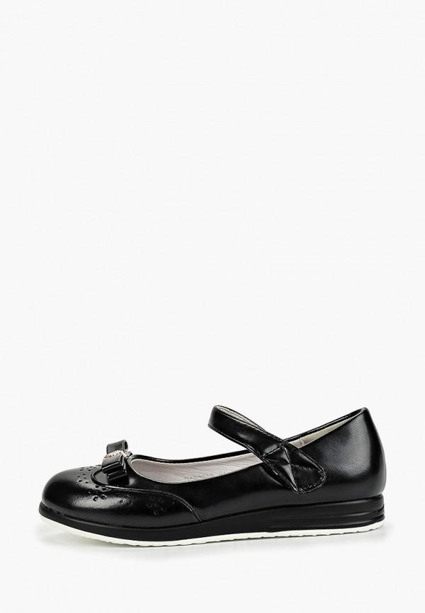 Туфли для девочки Vitacci цвет черный