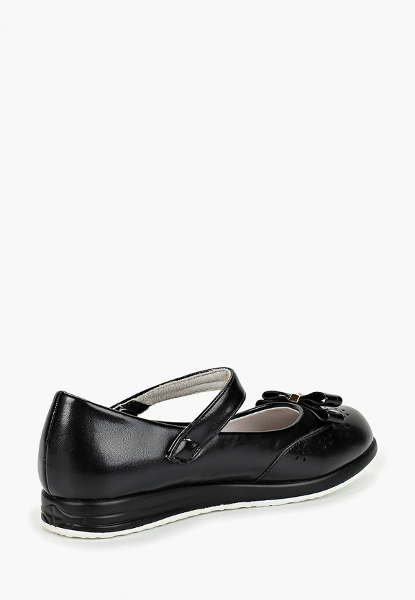 Туфли для девочки Vitacci цвет черный  Фото 3