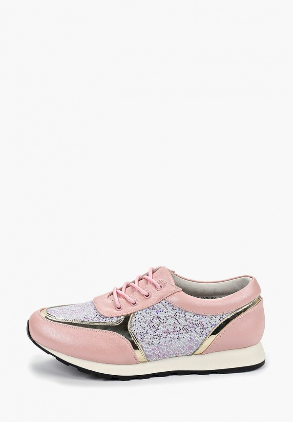 Кроссовки для девочки King Boots цвет розовый
