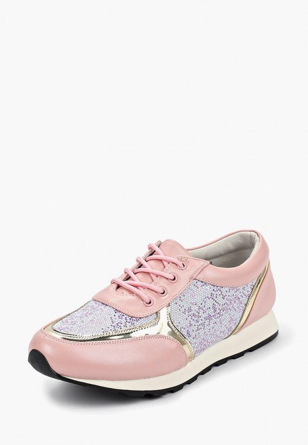 Кроссовки для девочки King Boots цвет розовый  Фото 2
