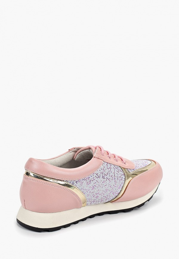 Кроссовки для девочки King Boots цвет розовый  Фото 3