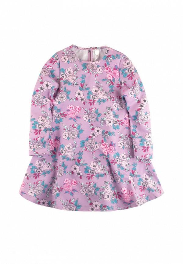 платье bossa nova для девочки, фиолетовое