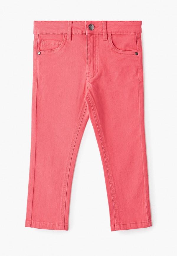 брюки incity для девочки, розовые