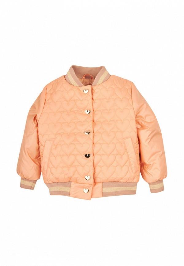 куртка dana-kids для девочки, оранжевая