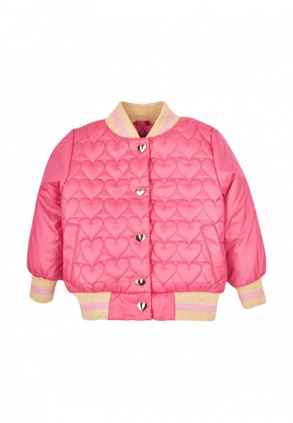 куртка dana-kids для девочки, розовая
