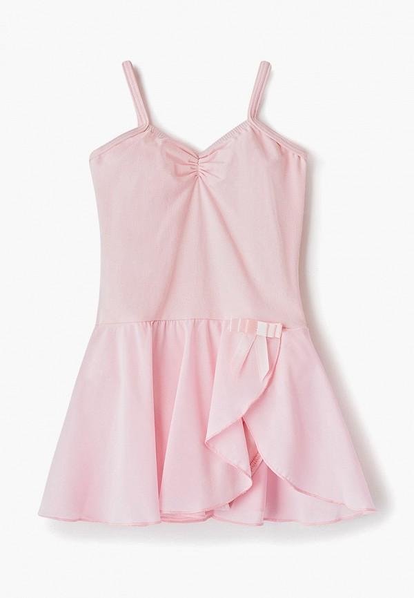 боди belkina для девочки, розовые