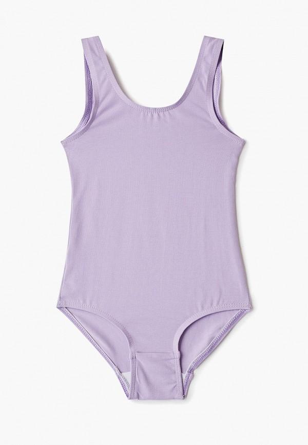 боди belkina для девочки, фиолетовые