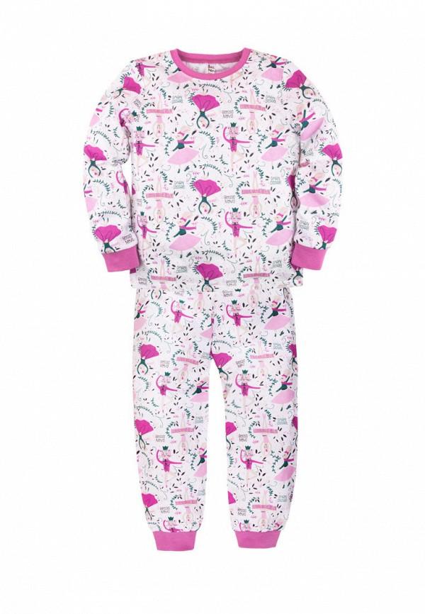 пижама bossa nova для девочки, белая