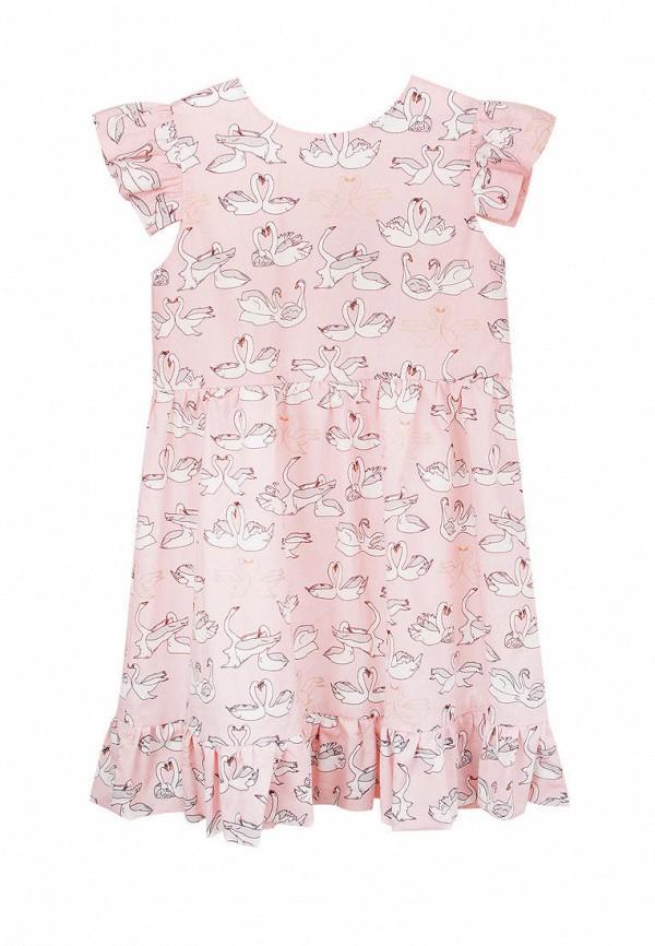 Платья для девочки DanMaralex цвет розовый