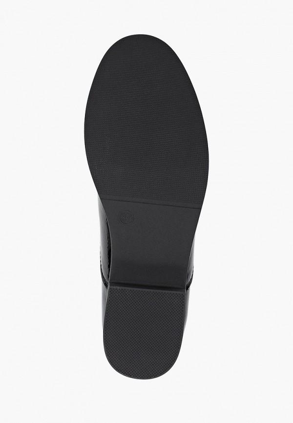 Ботинки для девочки T.Taccardi цвет черный  Фото 5