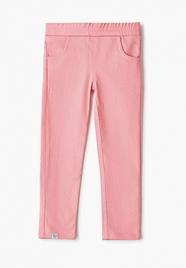 Джеггинсы Trenders цвет розовый