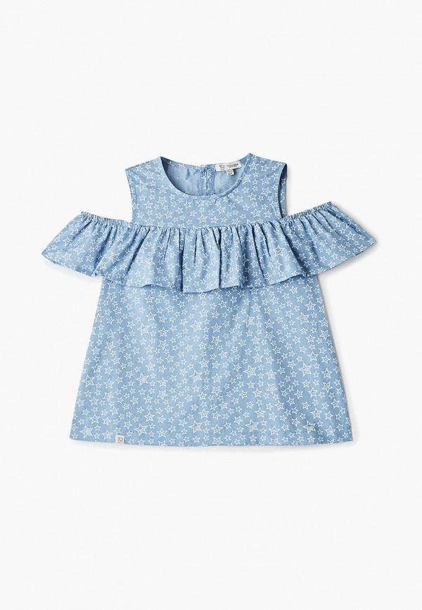 Блуза Trenders цвет синий