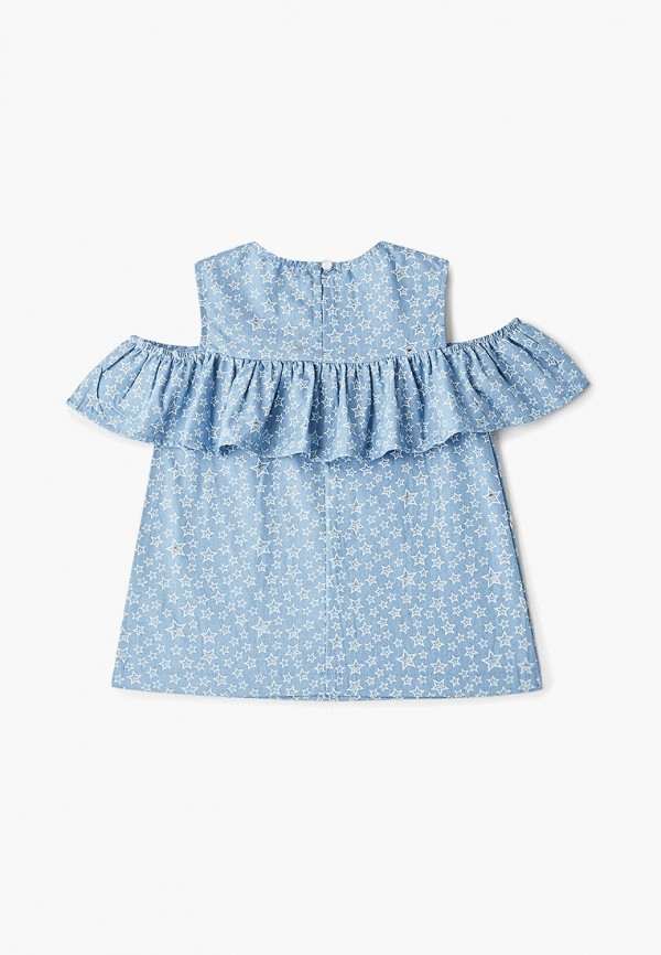 Блуза Trenders цвет синий  Фото 2