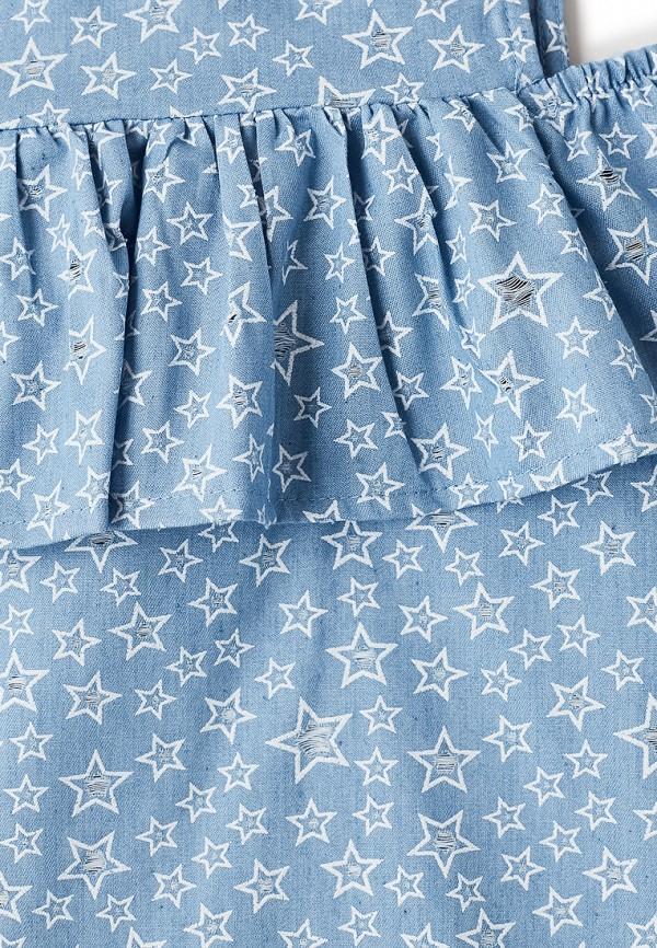 Блуза Trenders цвет синий  Фото 3