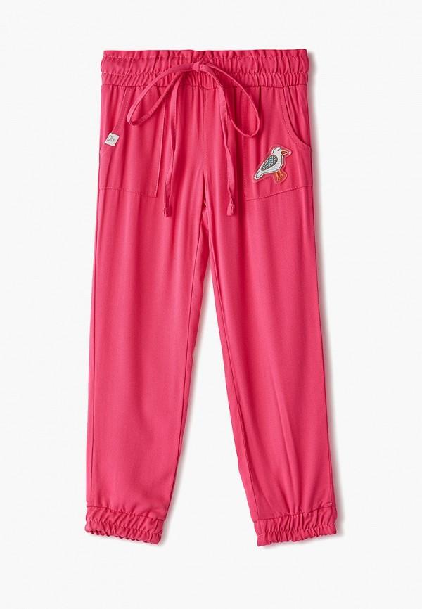 Брюки для девочки Trenders цвет розовый