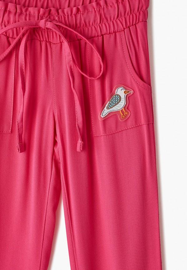 Брюки для девочки Trenders цвет розовый  Фото 3