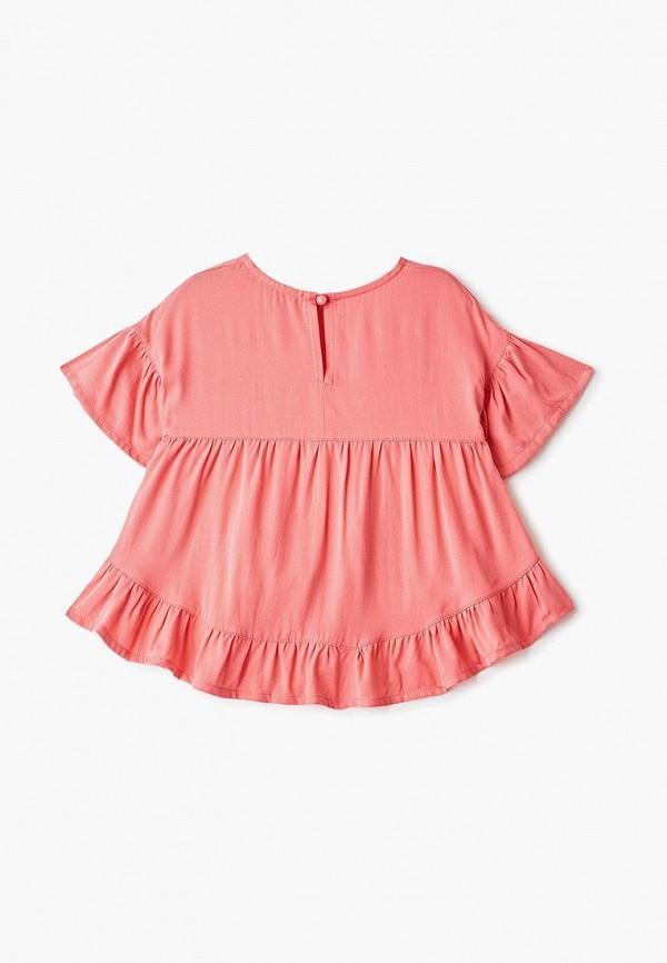 Фото 2 - Блузу Trenders кораллового цвета