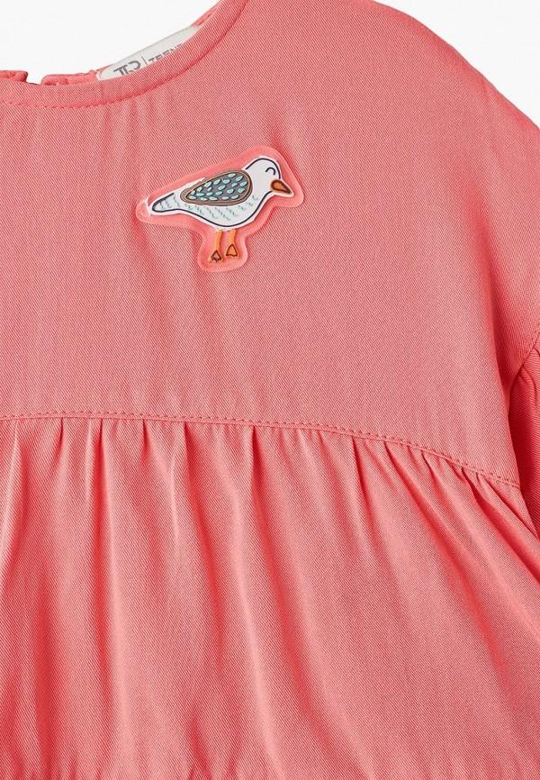 Фото 3 - Блузу Trenders кораллового цвета
