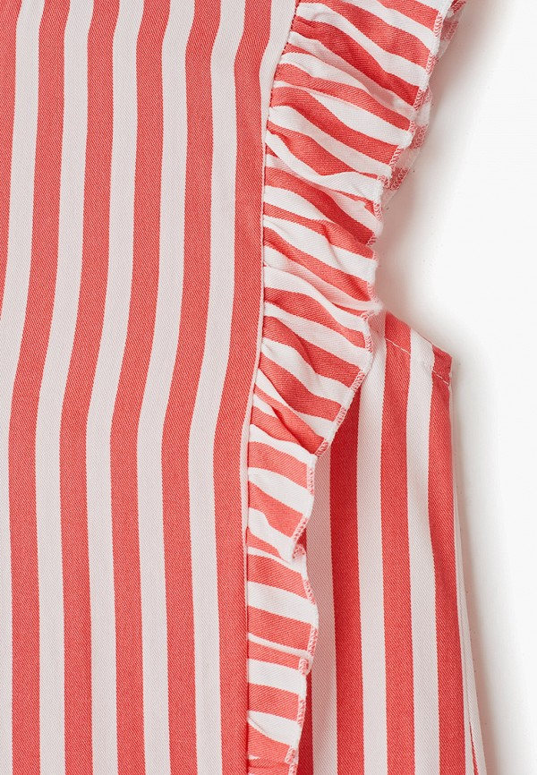 Блуза Trenders цвет коралловый  Фото 3
