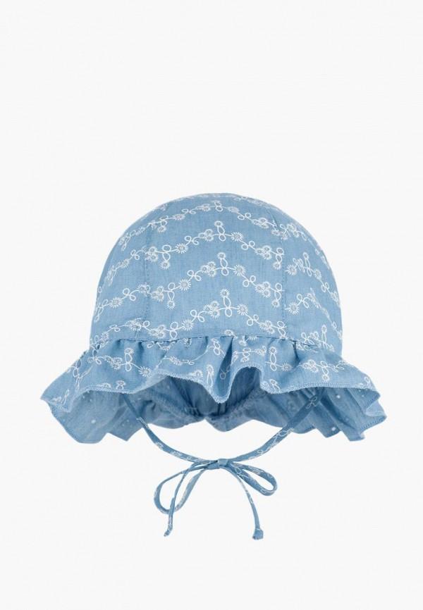 Панама детская Чудо-кроха цвет голубой