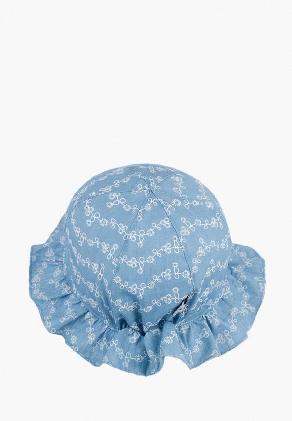 Панама детская Чудо-кроха цвет голубой  Фото 2