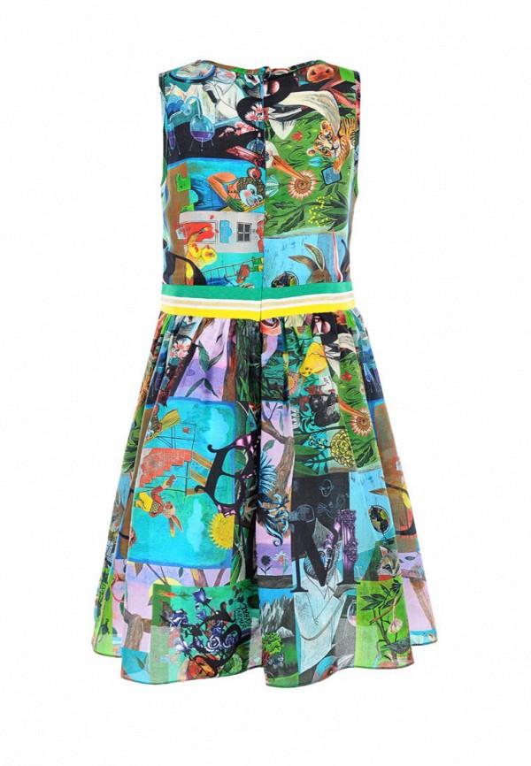 Платья для девочки DanMaralex цвет разноцветный  Фото 2